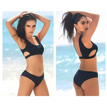 Mapale 6982 Two Piece Swimsuit Color Navy