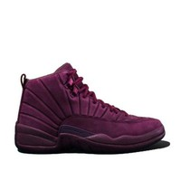 PEAPVX Beauty Ticks Psny X Nike Air Jordan 12 Collection Bordeaux