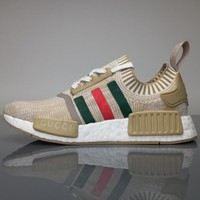 Adidas GUCCI NMD R1 Sports and leisure shoes