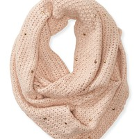 Bright Stud Infinity Scarf