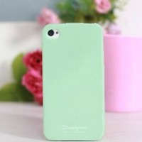 Happymori Slim Fit Silicon coloful Case