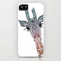 Get the original AZTEC GiRAFFE iPhone & iPod Case by Monika Strigel for all iPhones and Samsung Galaxy S4 and S5 !