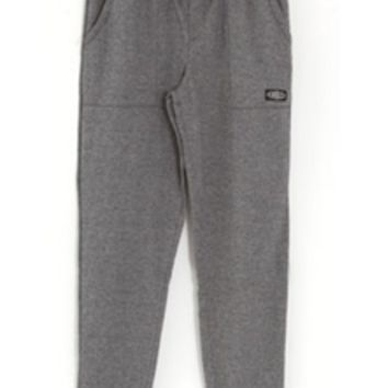 Brooklyn Cloth Knit Jogger in Gray for Men BFF4700M-GRY