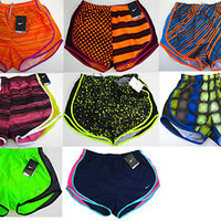 New 1 Pair Nike Dri-Fit Running Shorts For Women Various Colors and Sizes