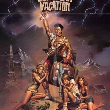 National Lampoon's European Vacation 11x17 Movie Poster (1985)