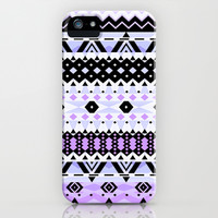 Mix #528 iPhone & iPod Case by Ornaart