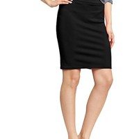 Old Navy Womens Stretch Pencil Skirts