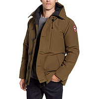 Canada Goose Chateau Slim Fit Down Parka Military Green