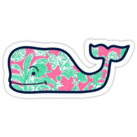 Lilly Pulitzer Inspired Whale - #3 by charmingsouth