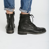 Portland Lace-Up Boot