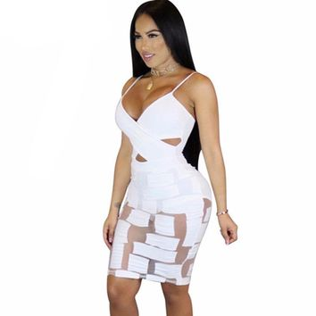 Amara bodycon dress