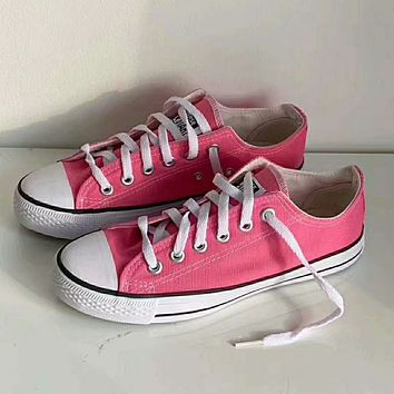 """""""Converse Chuck Taylor All Star"""" Unisex Sport Casual Low Help Canvas Shoes Couple Classic Cloth Shoes"""