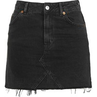 MOTO Highwaist Short Skirt - Topshop