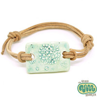 Ceramic Science Jewellery from the Vexed Muddler
