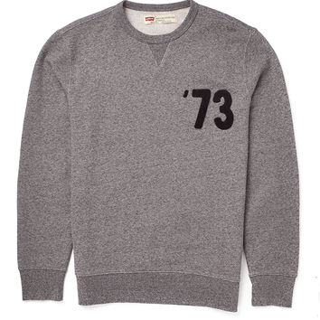 Levi's Sweatshirt with Fleece logo