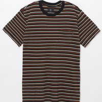 OBEY Sierra Striped Pocket T-Shirt at PacSun.com