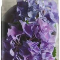 'a pretty hydrangea ' iPhone Case/Skin by dullbluelight