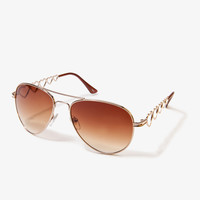 F8280 Cutout Heart Aviators
