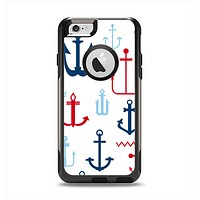 The Various Anchor Colored Icons Apple iPhone 6 Otterbox Commuter Case Skin Set