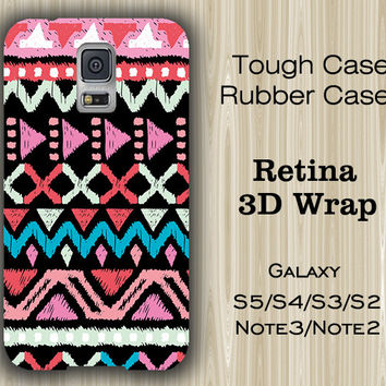 Aztec Tribal Geometric Samsung Galaxy S5/S4/S3/Note 3/Note 2 Case