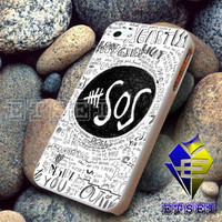 5sos 5 Seconds of Summer  - Case For iPhone 6, iPhone 6+, samsung note 4, note 3, iPhone 5C Case, iPhone 5/5S Case, iPhone 4/4S Case, Samsung S5, S4, S3, iPod 5, iPad mini/air/2/3/4 United States Case  (AQ)