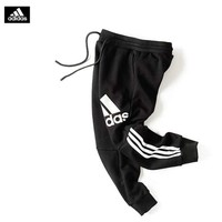 Adidas Girls Boys Children Baby Toddler Kids Child Fashion Casual Pants Trousers