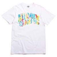 Watercolor SS T-Shirt White