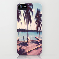 Palm Bay iPhone Case by Taylor Price | Society6