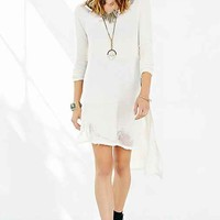 Truly Madly Deeply Side-Slit Tunic Top-