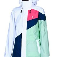 Volcom Cremini Jacket Snow Snow Jackets Womens Jackets at 7TWENTY Boardshop, Inc