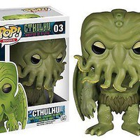 Funko Pop Literature: HP Lovecraft - Cthulhu Vinyl Figure