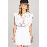 AMUSE SOCIETY - After Hours Dress | White