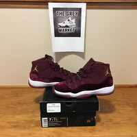 Best Deal Nike AIR JORDAN 11 RETRO 'HEIRESS NIGHT MAROON'