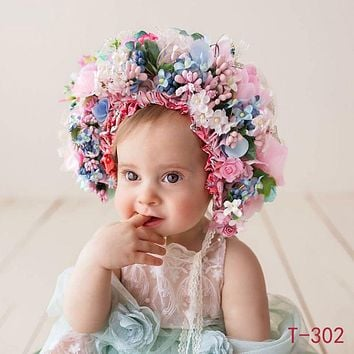 Flower Headpiece (Multiple Styles Available!)