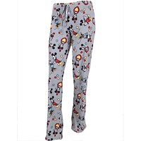 Mickey Mouse - Heartland Juniors Fleece Sleep Pants