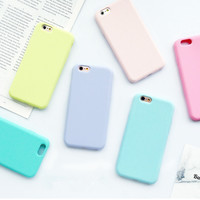 Basic Color iPhone 8 Case
