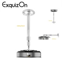 adjustable 360 Degree Portable Projector Table Tripod Wall Ceiling Mount Bracket stand For Mini Projector Digital Camera