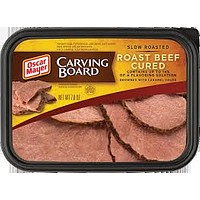 OSCAR MAYER CARVING BOARD ROAST BEEF 7.5 OZ