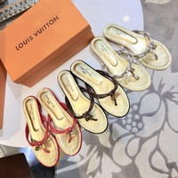 Louis Vuitton Mule Sandal Slipper