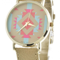 Tactful in Taupe Watch