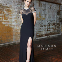 Madison James Prom 15-132 Madison James Lillian's Prom Boutique