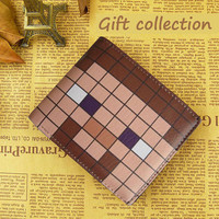 Minecraft New arrival wallet Leather, MW01