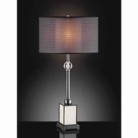 Luxurious Contemporary Table Lamp By Casagear Home