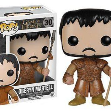 Funko Pop TV: Game of Thrones - Oberyn Vinyl Figure