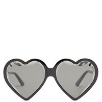 Heart-shaped frame sunglasses | Gucci | MATCHESFASHION.COM UK