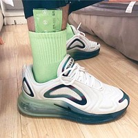Nike Air Max 720 full palm cushion cushioning, breathable and comfortable sports running shoes