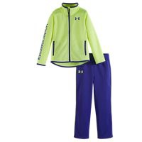 Under Armour Girls' Newborn UA Hero Set