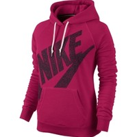 Nike Women's Rally Mezzo Logo Hoodie | DICK'S Sporting Goods