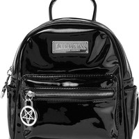 Darcy Mini Backpack [GLOSS]