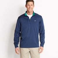 Shop Golf: Performance Jersey 1/4-Zip for Men | Vineyard Vines